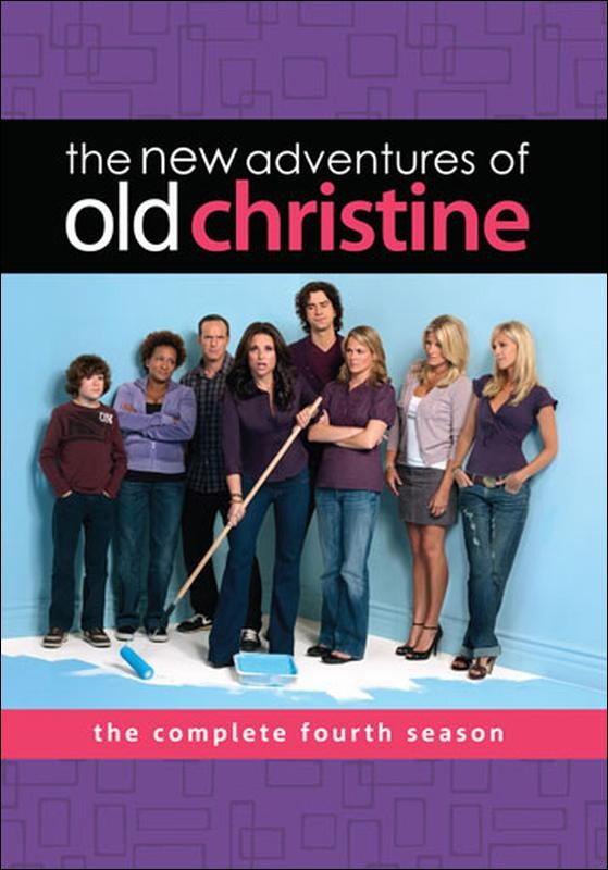 The New Adventures of Old Christine - Season 4 Episode 03: White Like Me