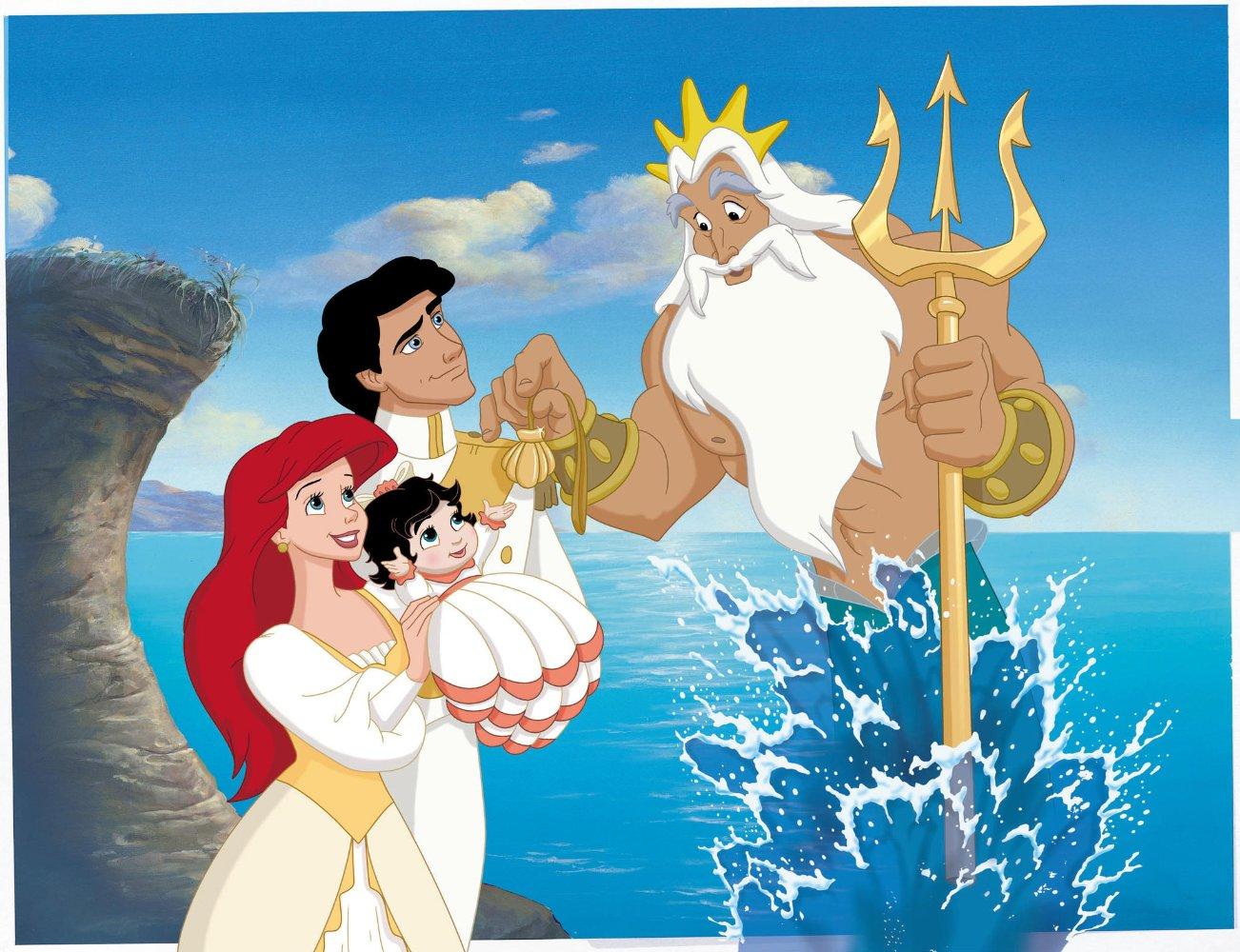 The Little Mermaid II: Return to Sea
