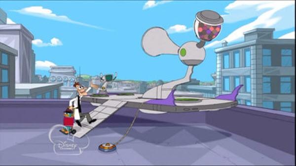 Phineas and Ferb - Season 3 Episode 11: My Fair Goalie