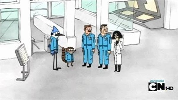 Regular Show - Season 1 Episode 07: Grilled Cheese Deluxe
