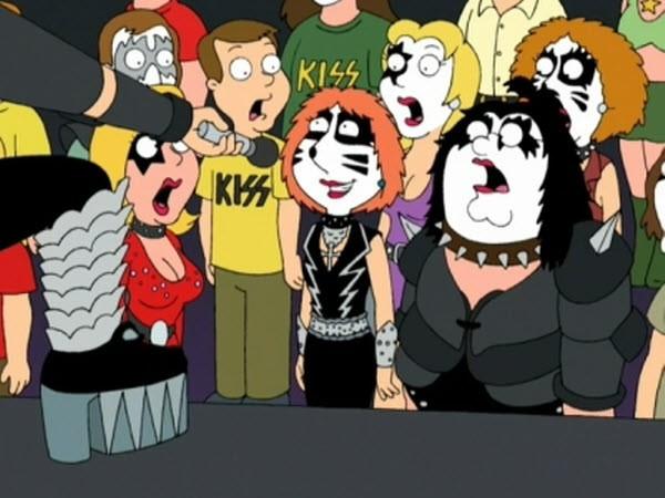 Family Guy - Season 3 Episode 20: Road to Europe