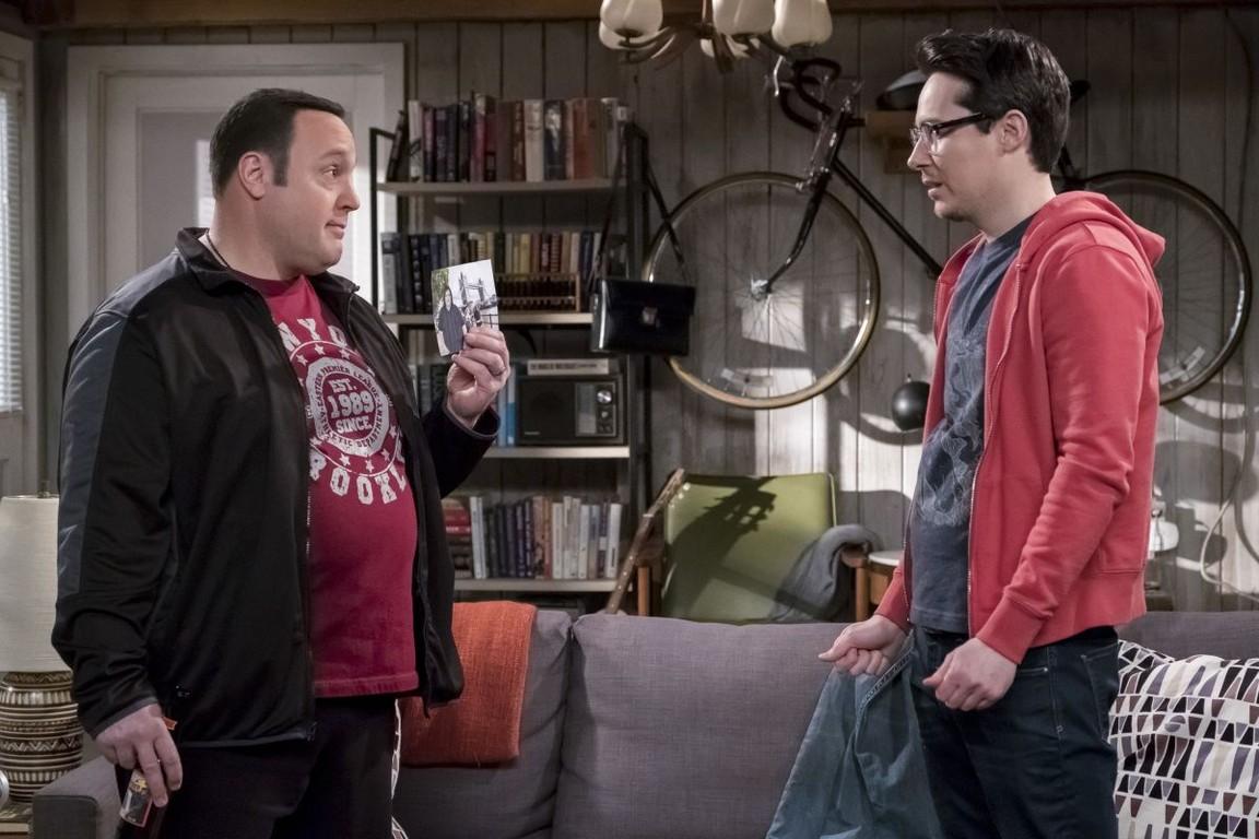 Kevin Can Wait - Season 1 Episode 22:  Quiet Diet