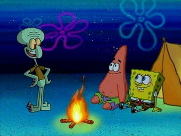 SpongeBob SquarePants - Season 3 Episode 34: The Camping Episode