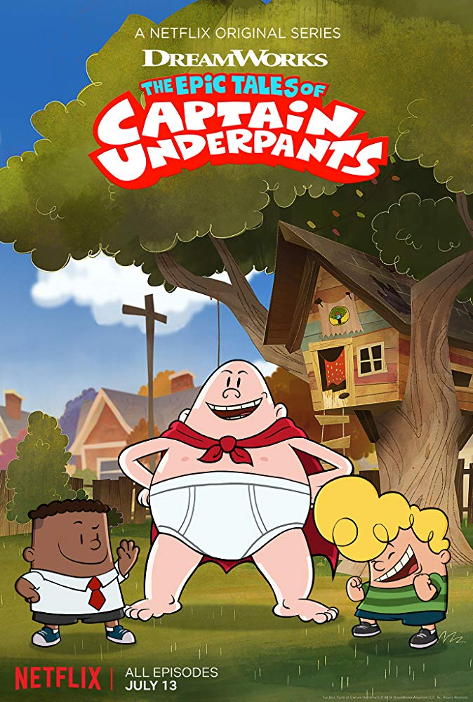 The Epic Tales of Captain Underpants - Season 2