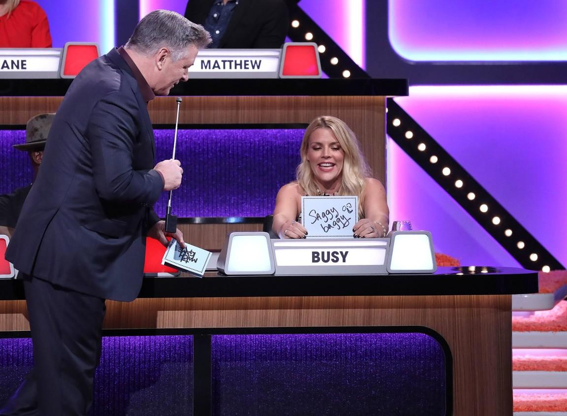 Match Game - Season 2 Episode 07: Tituss Burgess/Jane Krakowski/Matthew Morrison/Busy Philipps/Taye Diggs/Valerie Bertinelli