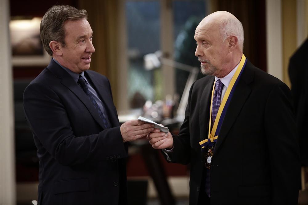 Last Man Standing - Season 4 Episode 13: Mike Hires Chuck