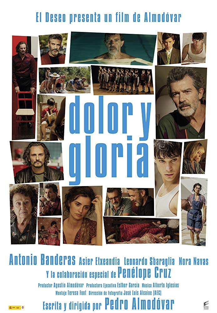 Pain and Glory (Dolor y gloria) [Sub: Eng]