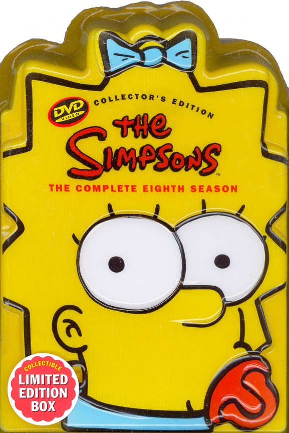 The Simpsons - Season 8 Episode 16: Brother From Another Series