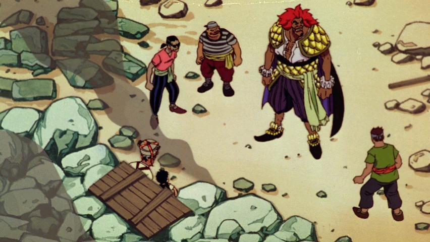 One Piece The Movie 01: The Great Gold Pirate