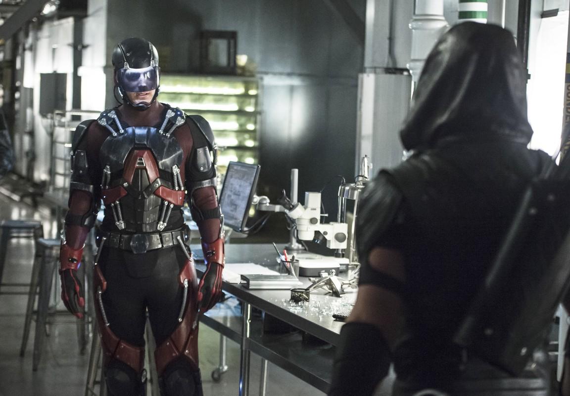 Arrow - Season 4 Episode 06: Lost Souls