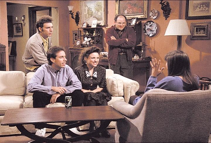 Seinfeld - Season 3 Episode 09: The Nose Job
