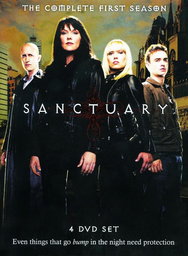 Sanctuary - Season 1 Episode 01: Sanctuary for All (1)