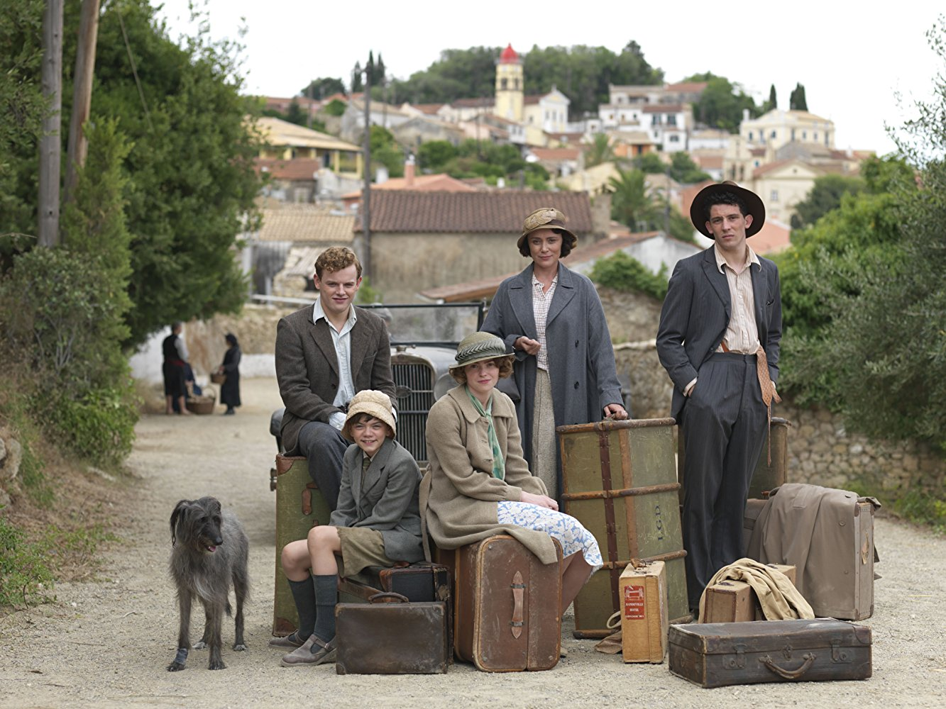 The Durrells in Corfu - Season 3