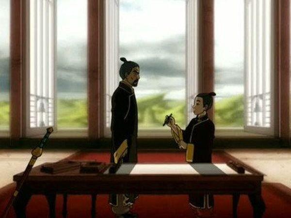 Avatar: The Last Airbender - Book 3: Fire Episode 04: Sokka's Master