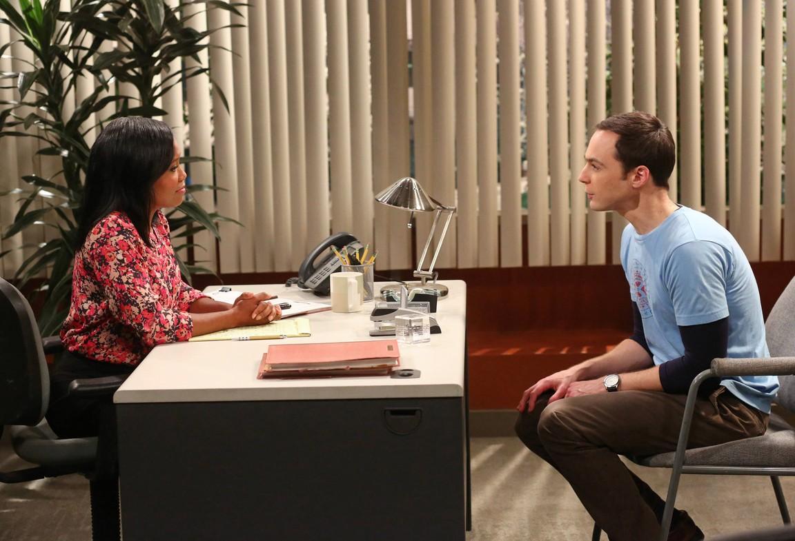 The Big Bang Theory - Season 8 Episode 02: The Junior Professor Solution