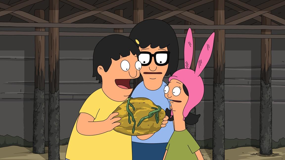 Bob's Burgers - Season 4 Episode 18: Ambergris