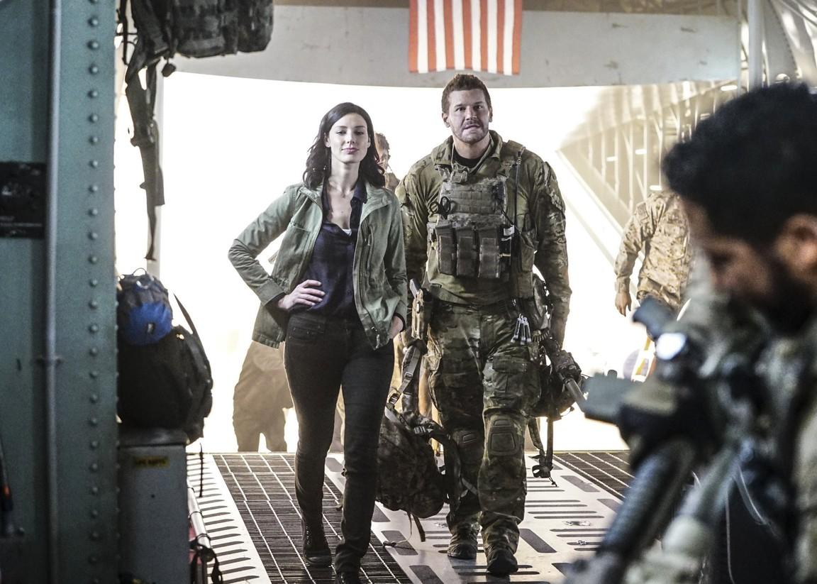 SEAL Team- Season 1 Episode 09: Rolling Dark