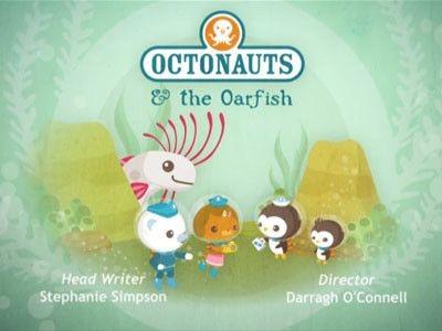The Octonauts - Season 1 Episode 32: The Oarfish