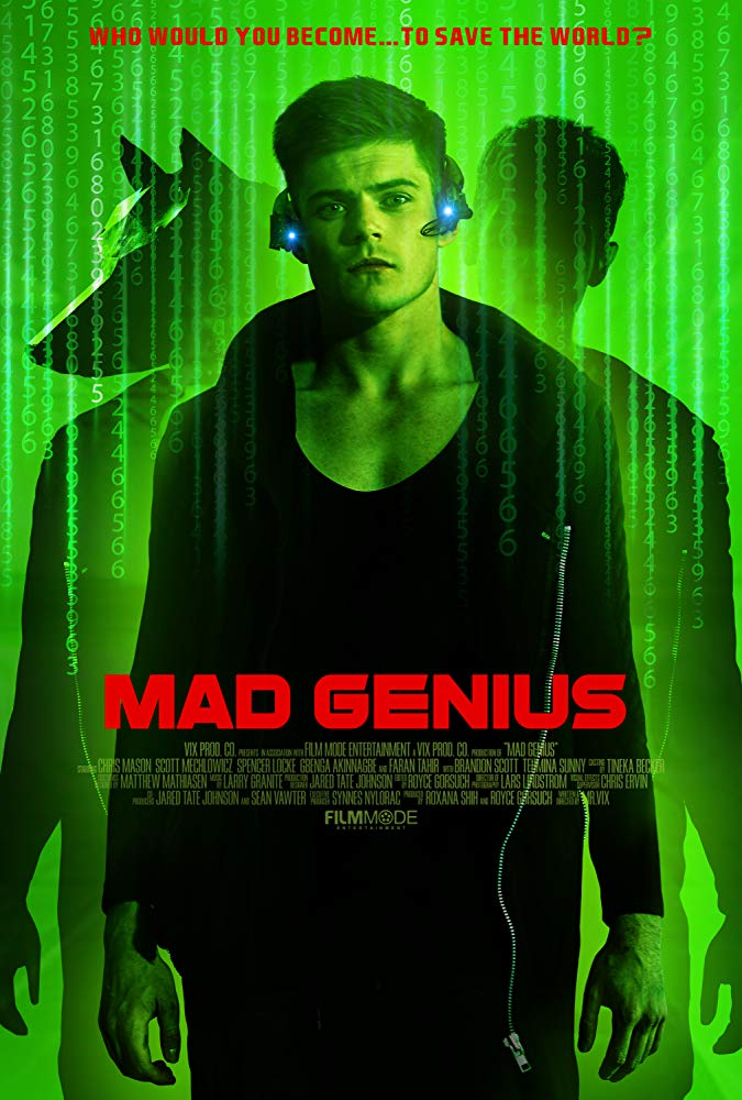 Mad Genius (Mindhack: #savetheworld)