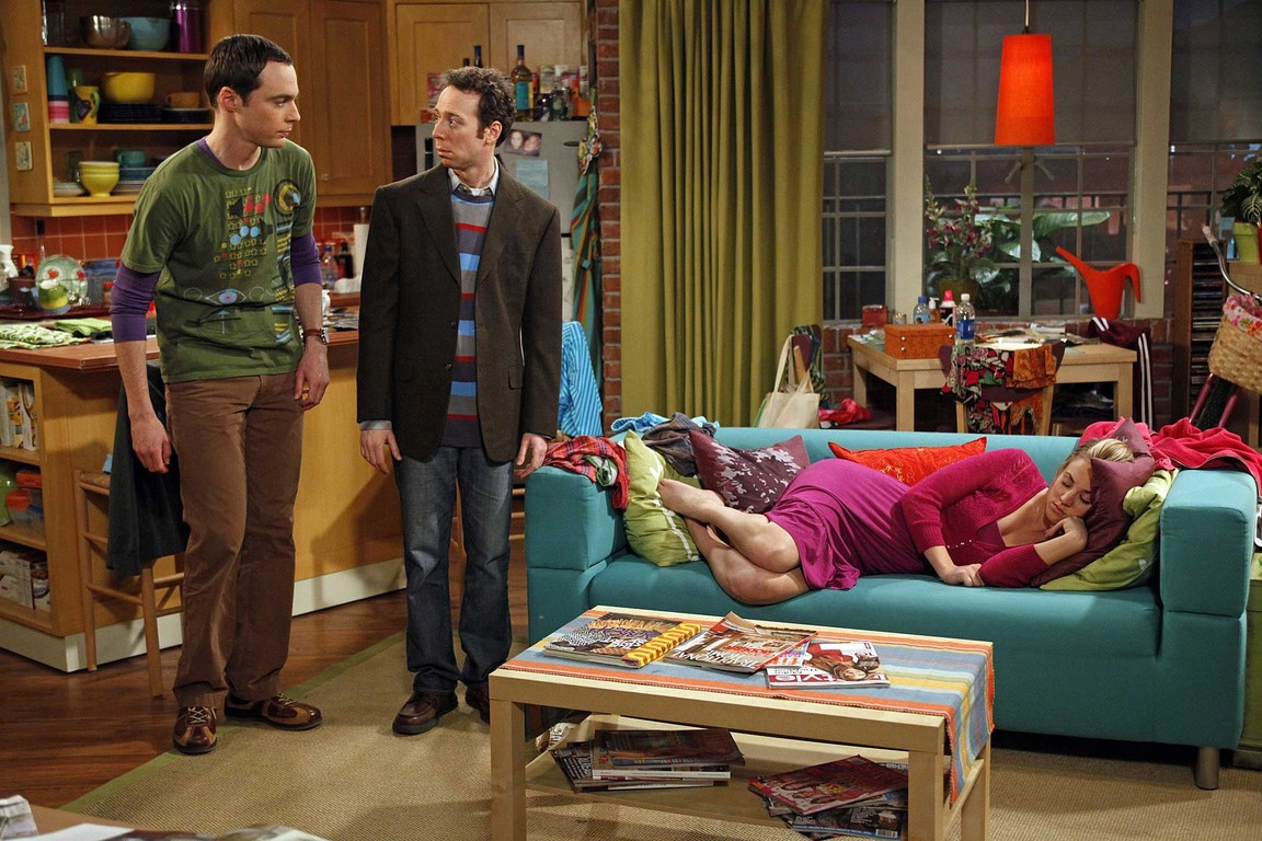 The Big Bang Theory - Season 2