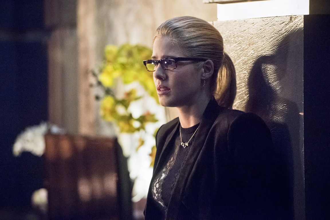 Arrow - Season 4 Episode 17: Beacon of Hope