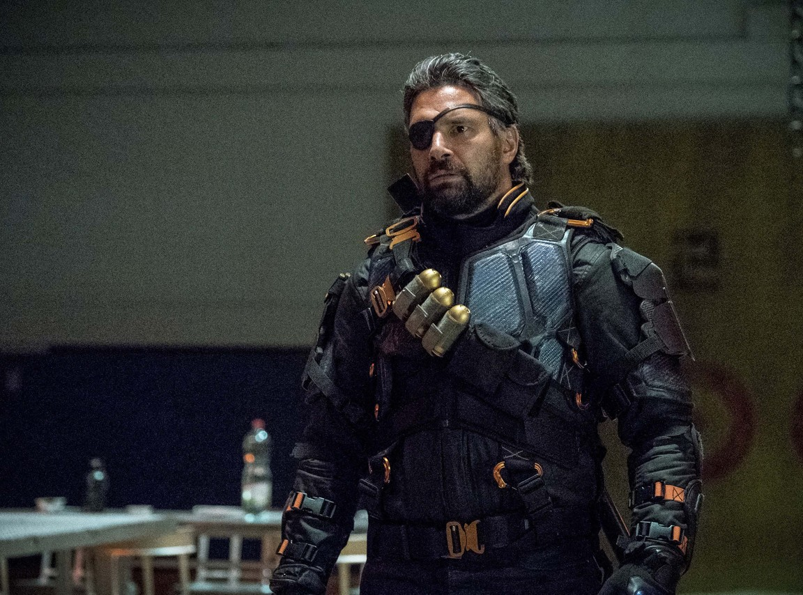 Arrow - Season 6 Episode 05: Deathstroke Returns