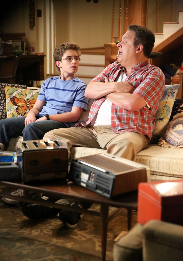 The Goldbergs - Season 3 Episode 3 Jimmy 5 is Alive