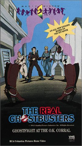 The Real Ghostbusters - Season 2