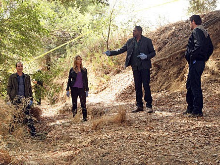 Criminal Minds: Suspect Behavior - Season 1 Episode 09: Smother