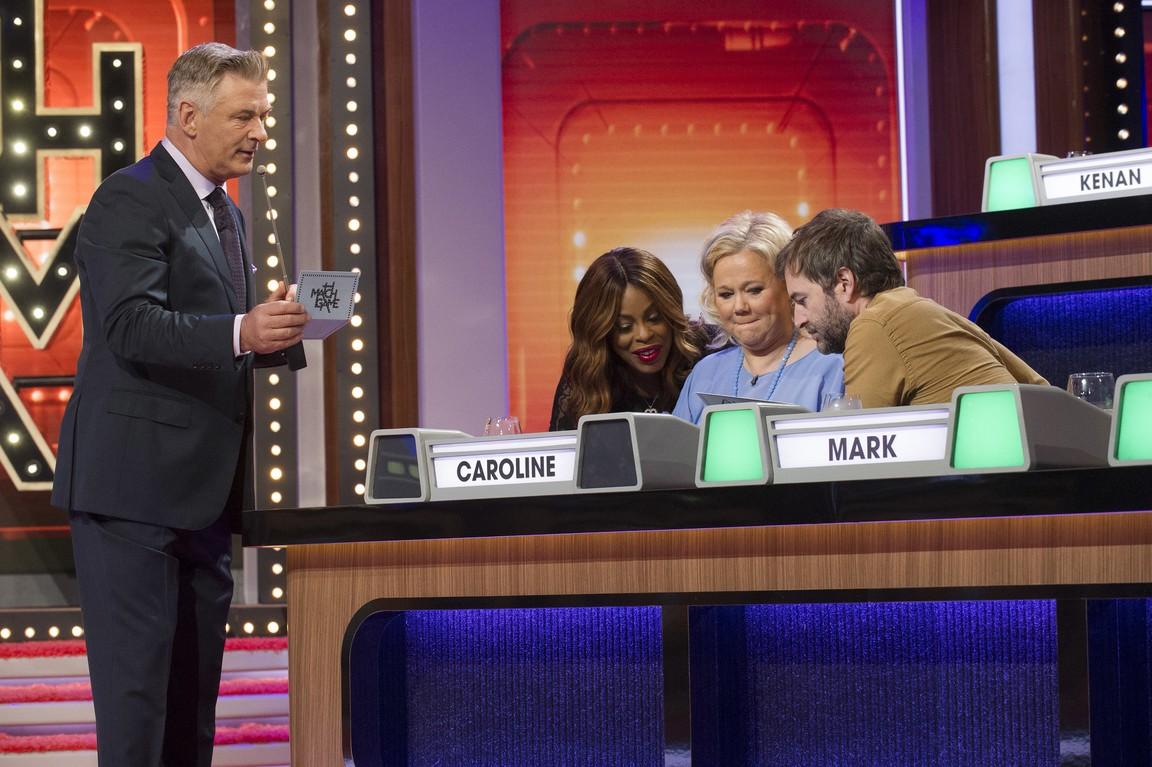 Match Game - Season 3 Episode 09: Kenan Thompson/Niecy Nash/Thomas Lennon/Caroline Rhea/Mark Duplass/Constance Zimmer