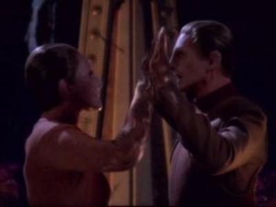 Star Trek: Deep Space Nine - Season 3 Episode 1: The Search Part 1