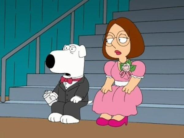 Family Guy - Season 5 Episode 8: Barely Legal