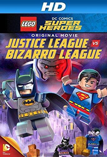 Lego Dc Justice League Vs Bizarro League