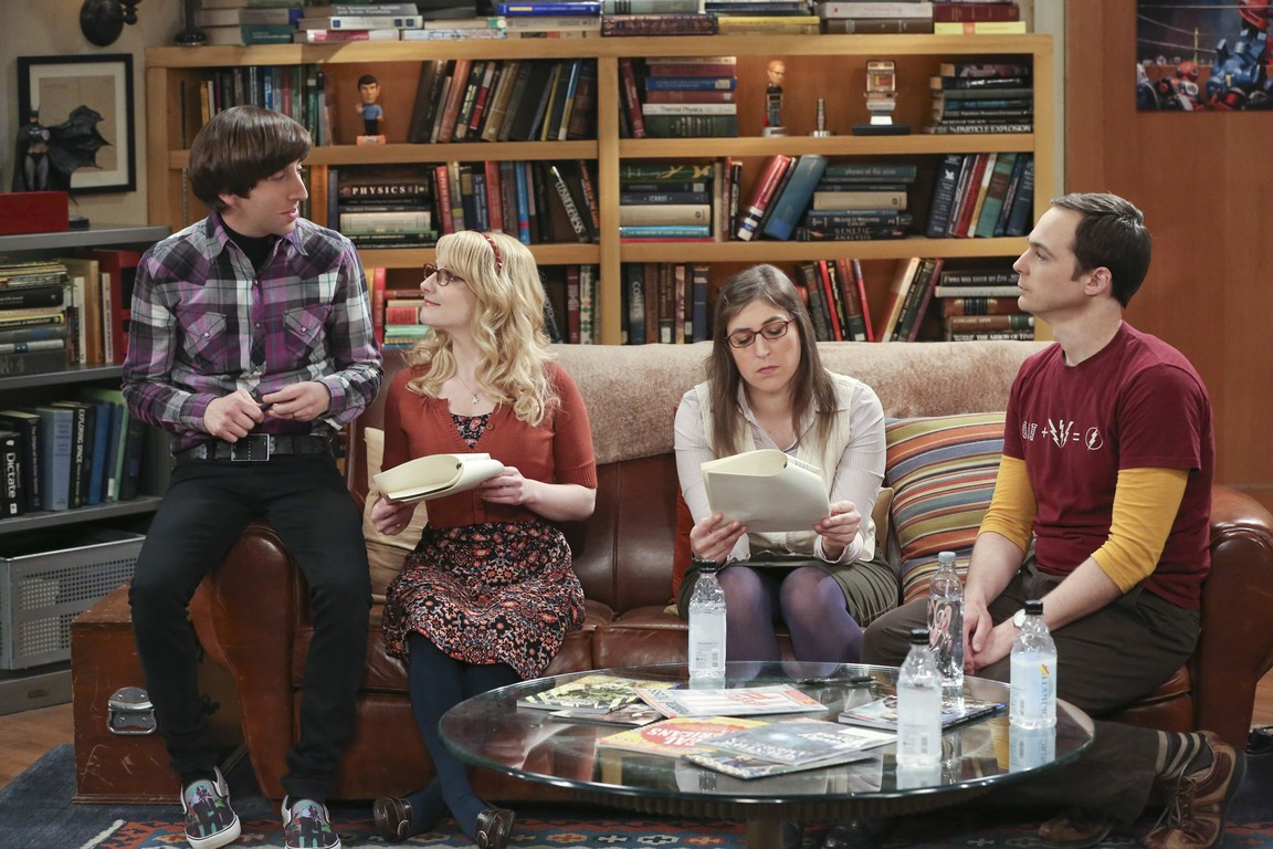 The Big Bang Theory - Season 9 Episode 18: The Application Deterioration