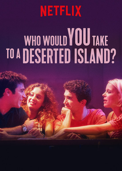 Who Would You Take to a Deserted Island? [Sub: Eng]