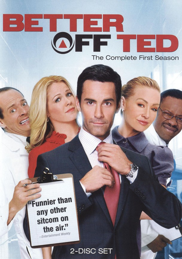 Better Off Ted - Season 1 Episode 10: Trust and Consequences