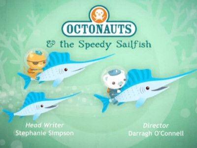 The Octonauts - Season 1 Episode 10: Octonauts and the Speedy Sailfish