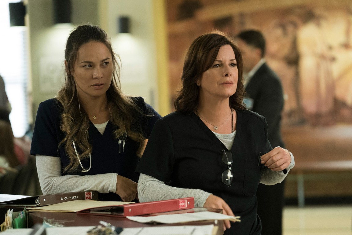 Code Black - Season 3 Episode 10: Change of Heart