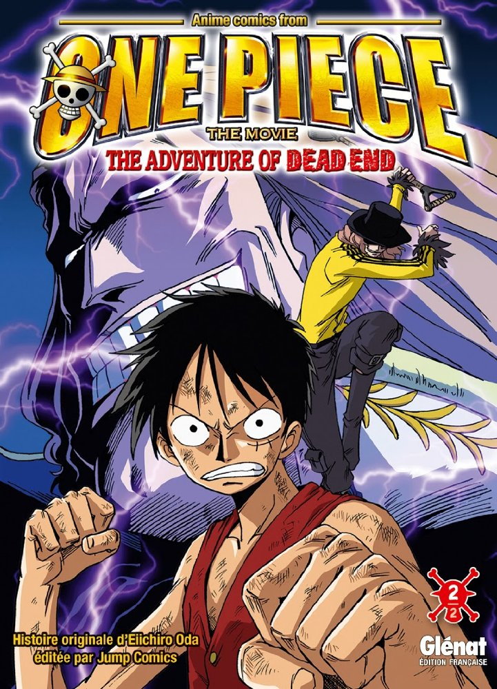 Watch One Piece The Movie 04: The Dead End Adventure ...