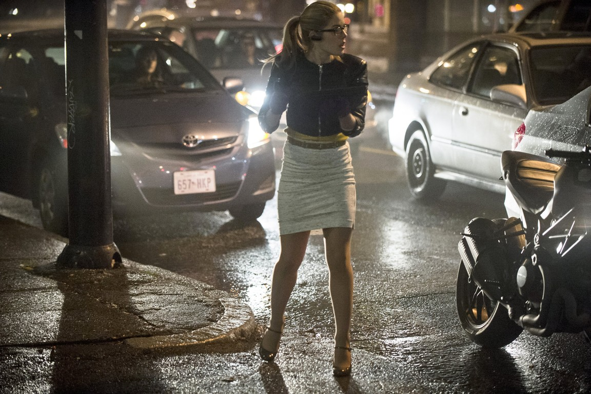 Arrow - Season 2 Episode 14: Time of Death