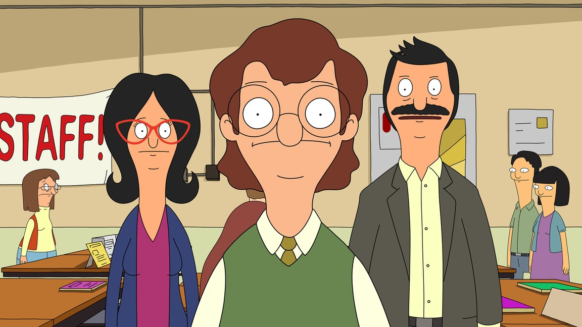 Bob's Burgers - Season 4 Episode 12: The Frond Files