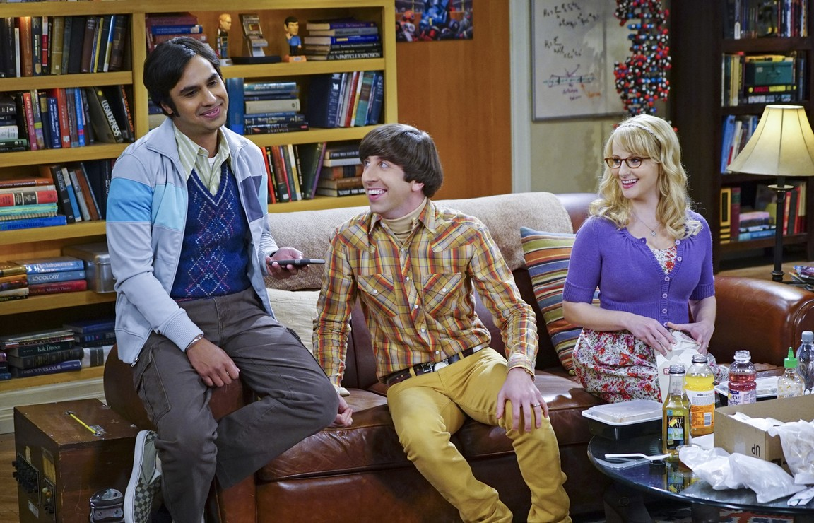 The Big Bang Theory - Season 9 Episode 9: The Platonic Permutation