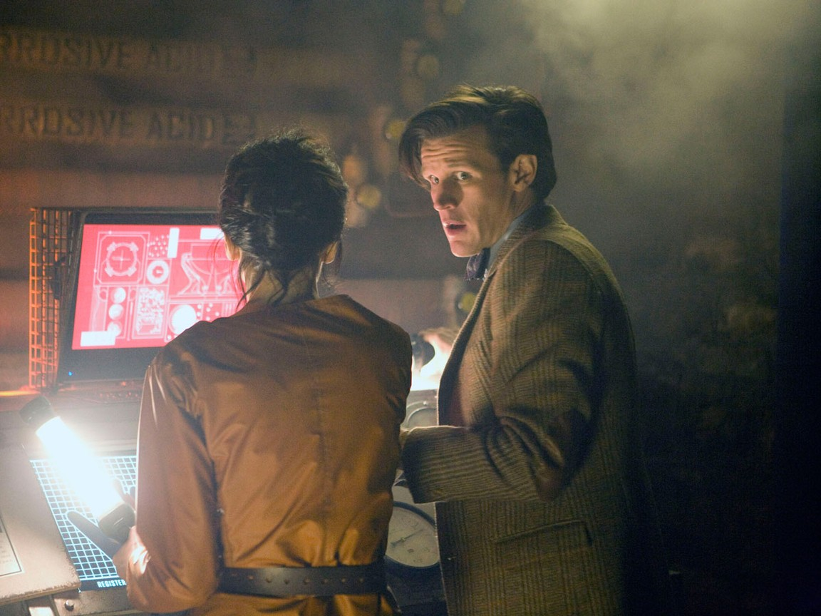 Doctor Who - Season 6 Episode 06: The Almost People