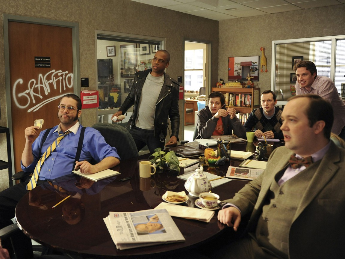 30 Rock - Season 5 Episode 16: TGS Hates Women