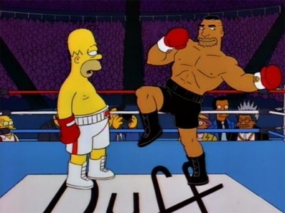 The Simpsons - Season 8 Episode 03: The Homer They Fall