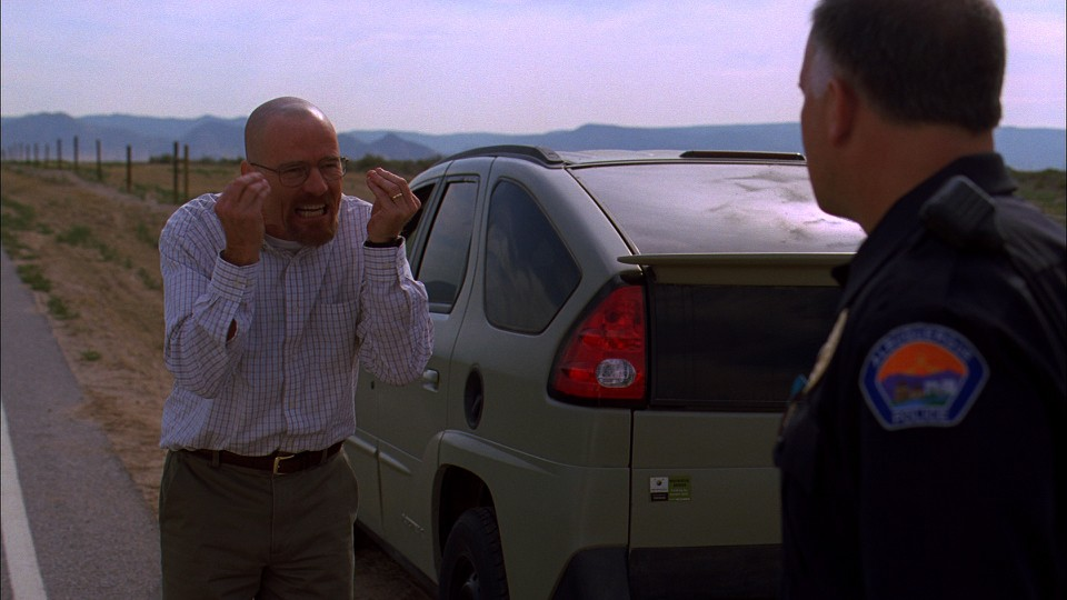 Breaking Bad - Season 3 Episode 02: Caballo sin Nombre