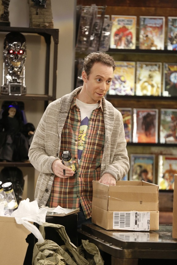 The Big Bang Theory - Season 8 Episode 15: The Comic Book Store Regeneration