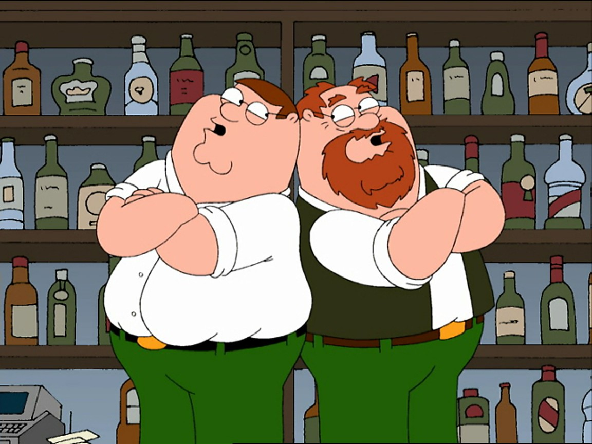 Family Guy - Season 5 Episode 10: Peter's Two Dads