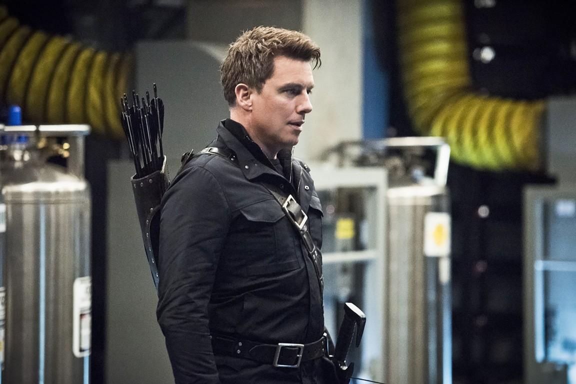 Arrow - Season 4 Episode 21: Monument Point