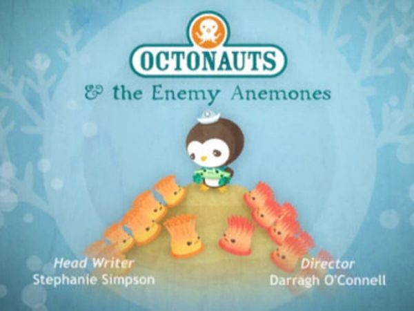 The Octonauts - Season 1 Episode 16: Octonauts and the Enemy Anemones